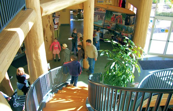 Williams Lake Tourism Discovery Centre